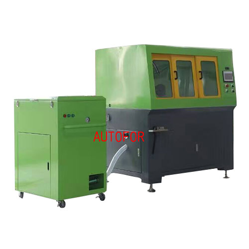 Precision metal core cutting equipment