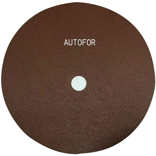 Amorphous/ nanocrystalline /silicon steel /silicon steel/ beryllium film /core cutting disc