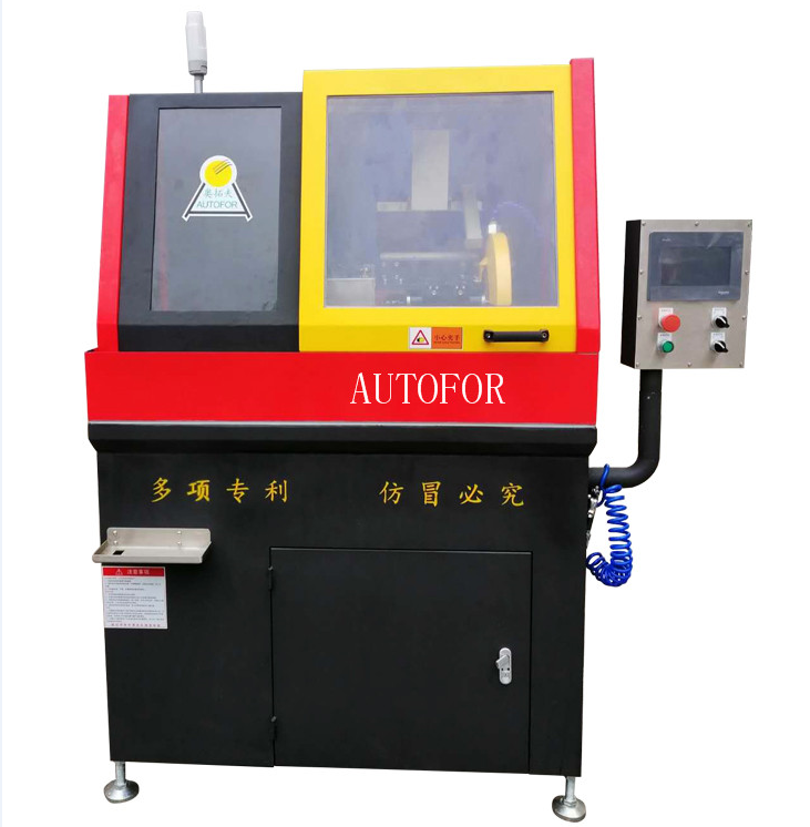 Precision Cutting Machine for stainless steel Tubing/Bar/Long/ irregular workpiece